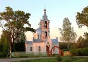 Церковь Космы и Дамиана - Трёхречье - Кирово-Чепецкий район - Кировская область