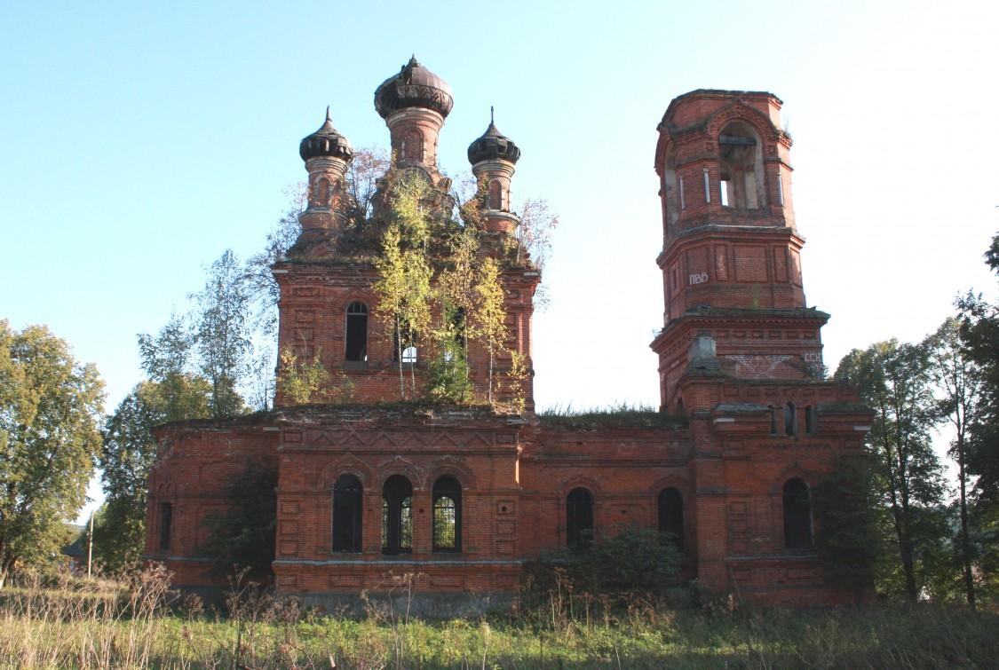 Церковь Николая Чудотворца, Поречье