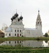 Сусанино. Воскресения Христова, церковь