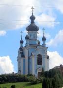 Богородичное. Богородичный женский скит Святогорской Лавры. Церковь иконы Божией Матери