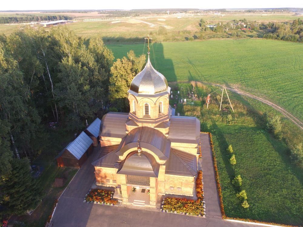 Церковь Николая Чудотворца, Никитино