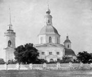 Церковь Успения Пресвятой Богородицы (старая) - Балаклея - Изюмский район - Украина, Харьковская область