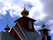 Новый Уренгой. Серафима Саровского, церковь
