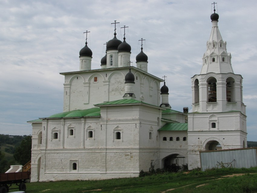 Богородице-Рождественский Анастасов монастырь, Анастасово