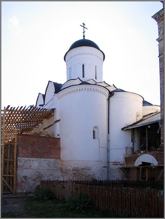 Благовещенский женский монастырь. Собор Благовещения Пресвятой Богородицы, Киржач