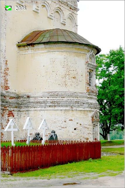Благовещенский женский монастырь. Церковь Спаса Всемилостливого, Киржач