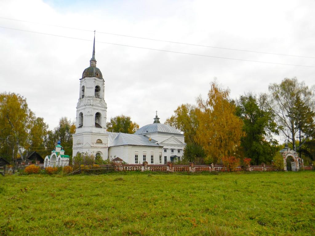 Церковь Покрова Пресвятой Богородицы, Задорожье