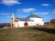 Макариев Решемский монастырь. Церковь Николая Чудотворца - Решма - Кинешемский район - Ивановская область