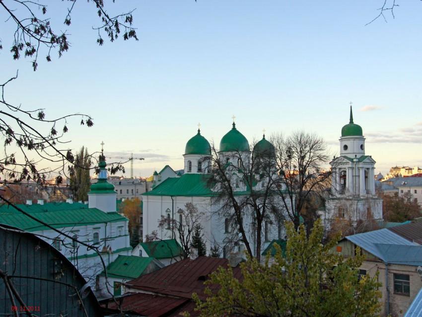 Вознесенский Флоровский женский монастырь, Киев