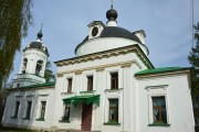 Церковь Троицы Живоначальной - Москва - Новомосковский административный округ (НАО) - г. Москва