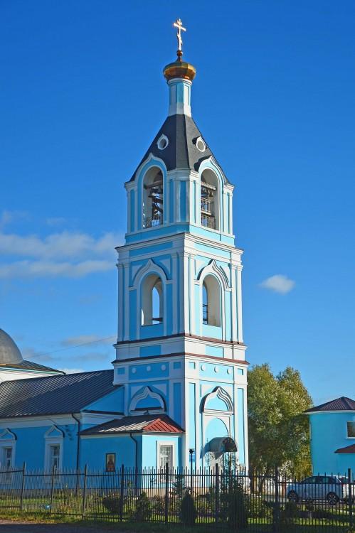 Церковь Тихвинской иконы Божией Матери, Костино