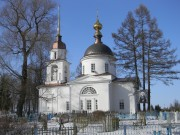 Старая Вичуга. Сергия Радонежского, церковь