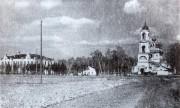Колокольня церкви Покрова Пресвятой Богородицы - Хреново - Вичугский район - Ивановская область