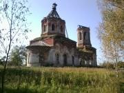 Заборовье. Троицы Живоначальной, церковь