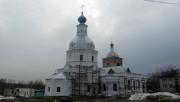 Церковь Иерусалимской иконы Божией Матери - Воспушка - Петушинский район - Владимирская область