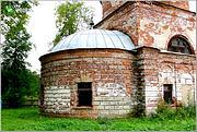 Церковь Спаса Преображения - Новый Спас - Петушинский район - Владимирская область