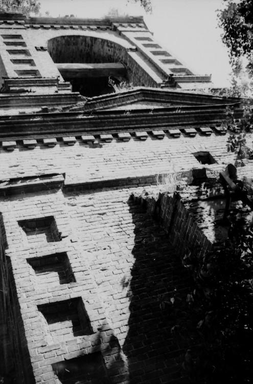 Московская область, Можайский городской округ, Дровнино. Церковь Богоявления Господня, фотография. дополнительная информация