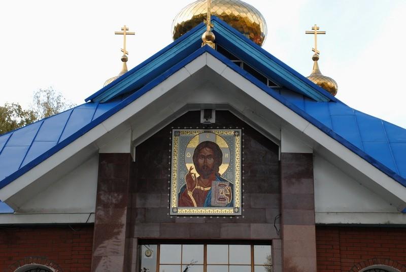 Церковь Успения Пресвятой Богородицы, Новосибирск