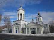Саранск. Успения Пресвятой Богородицы (Николая Чудотворца), церковь