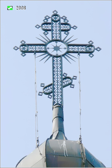 Церковь Казанской иконы Божией Матери, Верхозерье