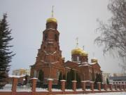 Саранск. Николая Чудотворца в Посопе, церковь