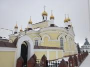 Свято-Ольгинский женский монастырь - Инсар - Инсарский район - Республика Мордовия