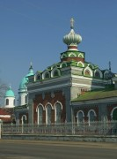 Церковь Успения Пресвятой Богородицы - Моршанск - Моршанский район и г. Моршанск - Тамбовская область