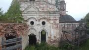 Романово. Троицы Живоначальной, церковь