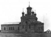 Русское Коломасово. Николая Чудотворца (новая), церковь