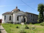 Тверь. Христорождественский монастырь. Больничная церковь Троицы Живоначальной