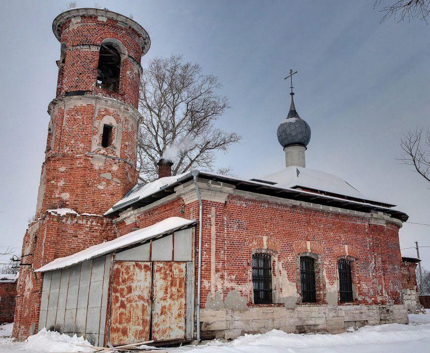 Церковь Бориса и Глеба, Дракино