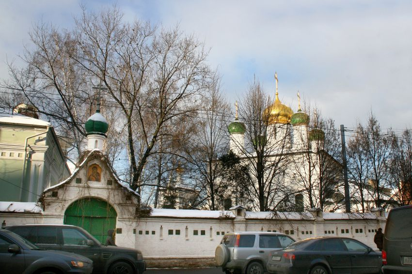 Сретенский  монастырь, РњРѕСЃРєРІР°