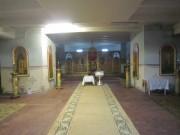 Донской. Донской монастырь.  Церковь Серафима Саровского и Анны Кашинской на новом кладбище