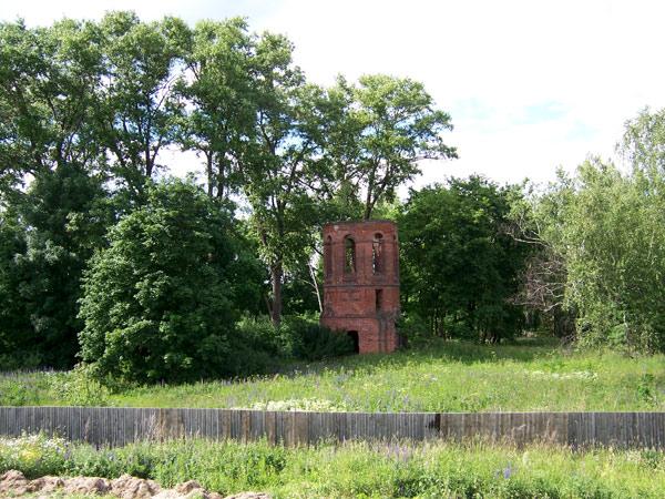 Скорбященский женский монастырь, Хмелёво
