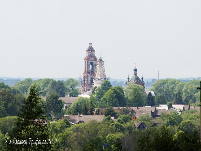 фото елизарово переславский район подчеркивает естественную структуру