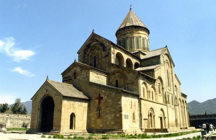 Кафедральный собор Двенадцати апостолов, Мцхета