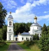 Андреевский погост. Андрея Первозванного, церковь