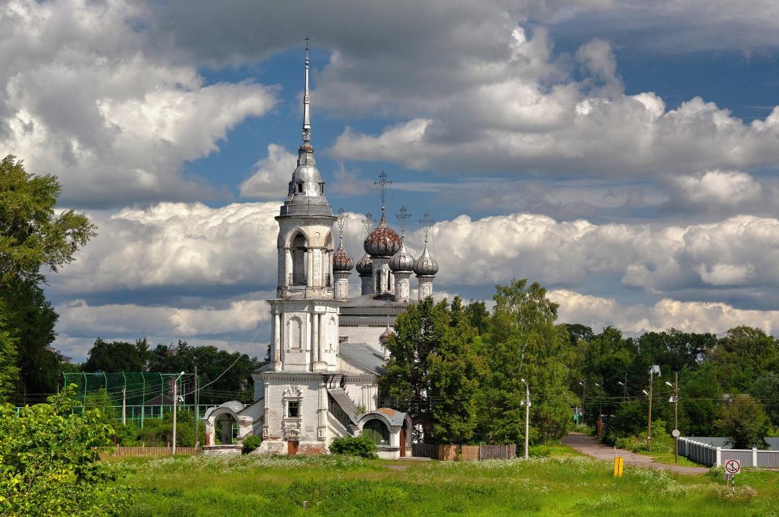 Церковь Сретения Господня-Вологда-Вологда, город-Вологодская область