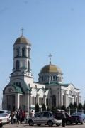 Церковь Новомучеников Воронежских - Лиски - Лискинский район - Воронежская область