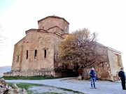 Монастырь Святого Креста. Церковь Святого Креста - Джвари, гора - Мцхета-Мтианетия - Грузия