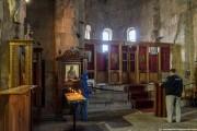 Джвари, гора. Монастырь Святого Креста. Церковь Святого Креста