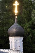 Церковь Екатерины - Поляны (Козлятьево) - Кольчугинский район - Владимирская область