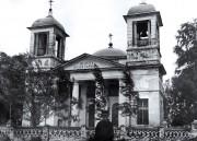 Церковь Казанской иконы Божией Матери - Красная горка, усадьба - Михайловский район - Рязанская область