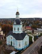Торопец. Тихоновский женский монастырь. Церковь Покрова Пресвятой Богородицы