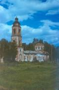 Пашнево. Покрова Пресвятой Богородицы, церковь