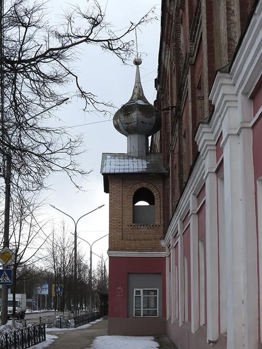 Церковь Троицы Живоначальной, Ногинск