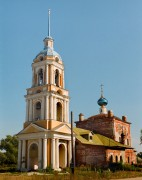 Церковь Смоленской иконы Божией Матери - Ильинское - Кимрский район и г. Кимры - Тверская область