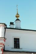 Данилов мужской монастырь.Церковь Серафима Саровского - Москва - Южный административный округ (ЮАО) - г. Москва