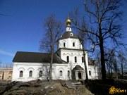 Нижний Ландех. Троицы Живоначальной, церковь