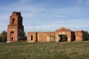 Церковь Георгия Победоносца - Пришня - Щёкинский район - Тульская область